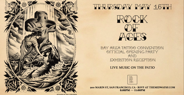 BAY AREA TATTOO CONVENTION MAY 2019 PREVIEW – Timeless Thrills®