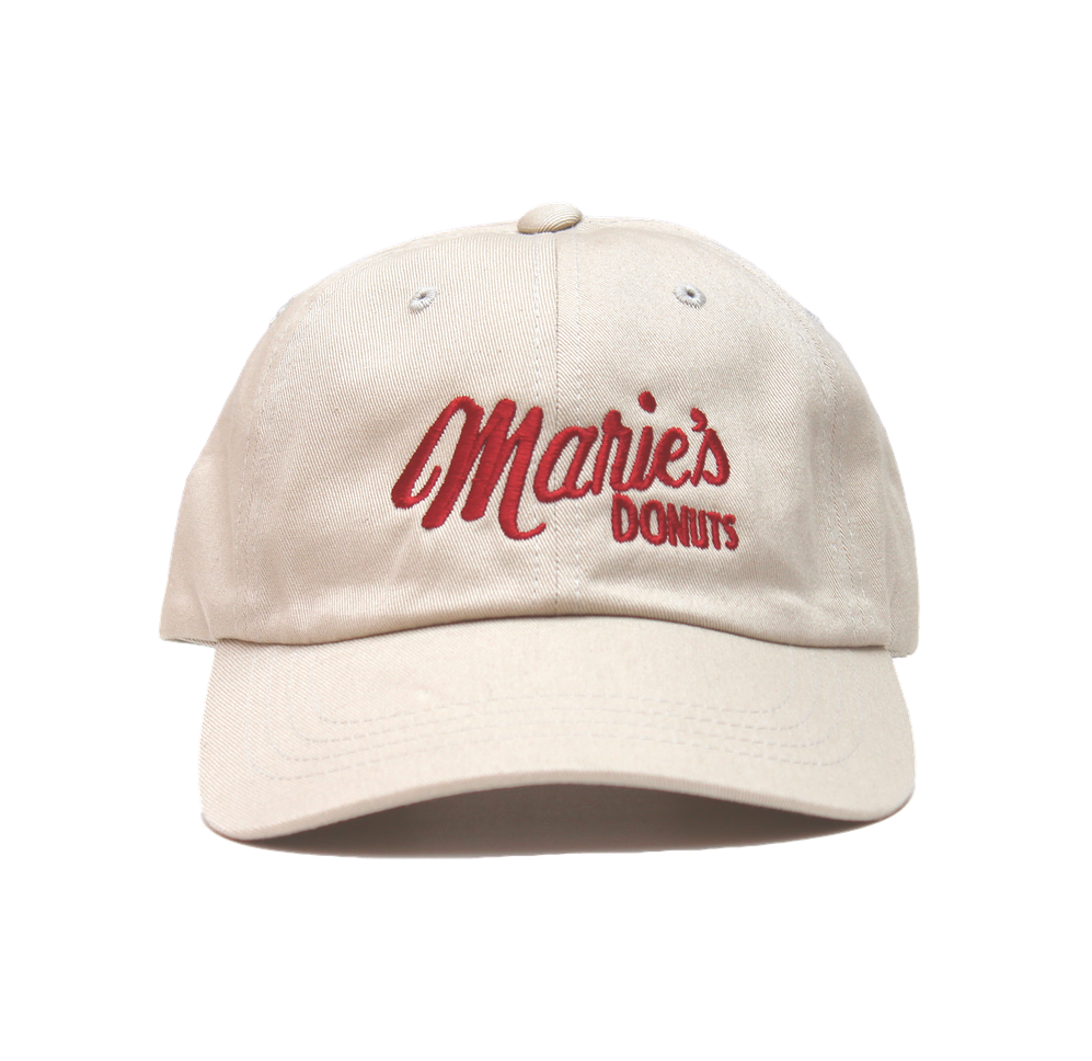 MARIE'S DONUTS Cap stone