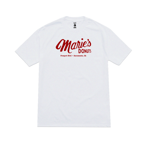 MARIE'S DONUTS Tee ash
