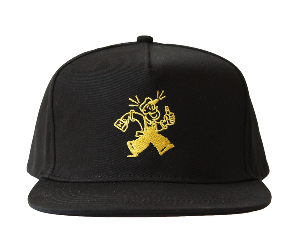 OFF THE CLOCK Snapback