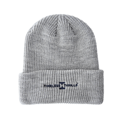 OG LOGO Cuffed Beanie heather/navy