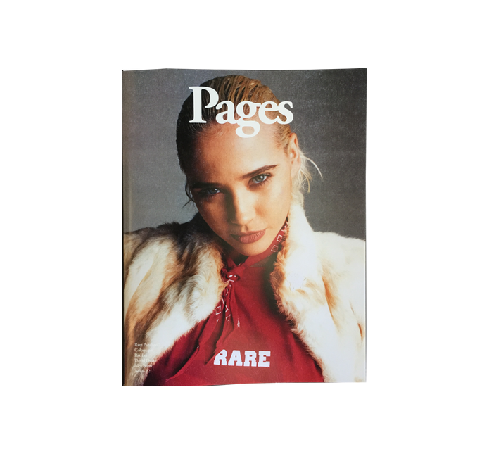 PAGES Magazine: Issue No. 2