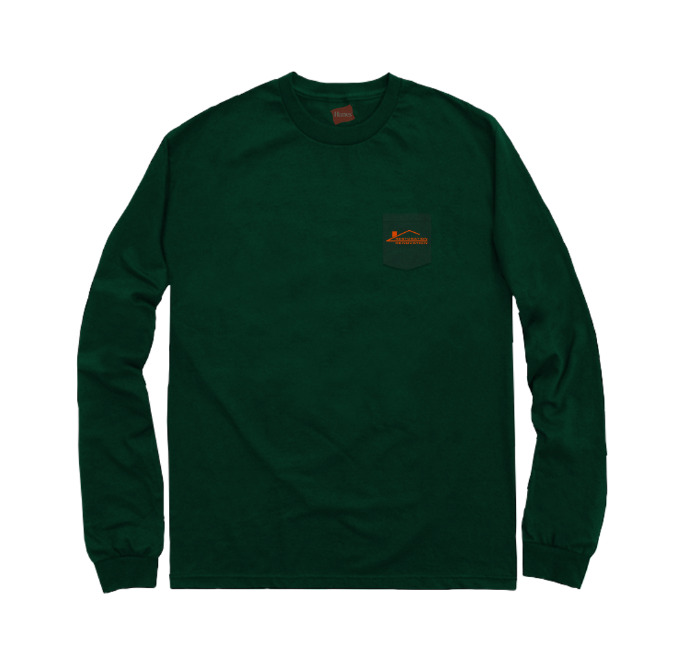 RESTORATION Pocket Longsleeve