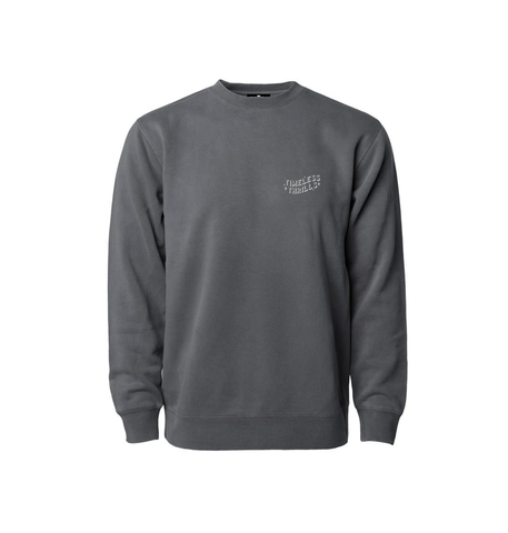 SHADOW Pigment Dyed Crewneck