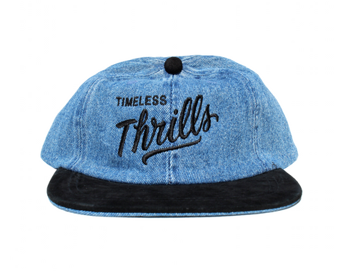 SIGNATURE Denim Cap