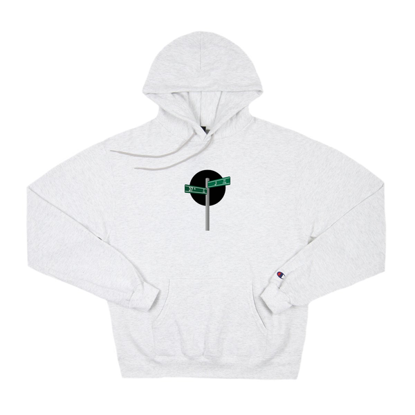 SIGN Champion® Hoodie ash