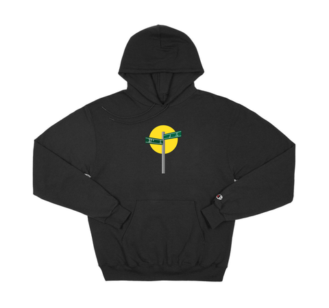SIGN Champion® Hoodie black
