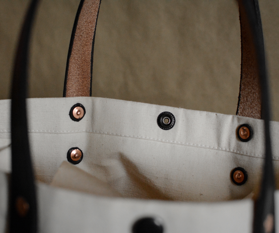 TOUGH TOTE By Small Batch Supply Co.