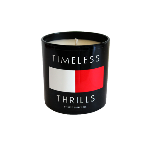 TIMELESS THRILLS BY BEST SUPPLY CO.