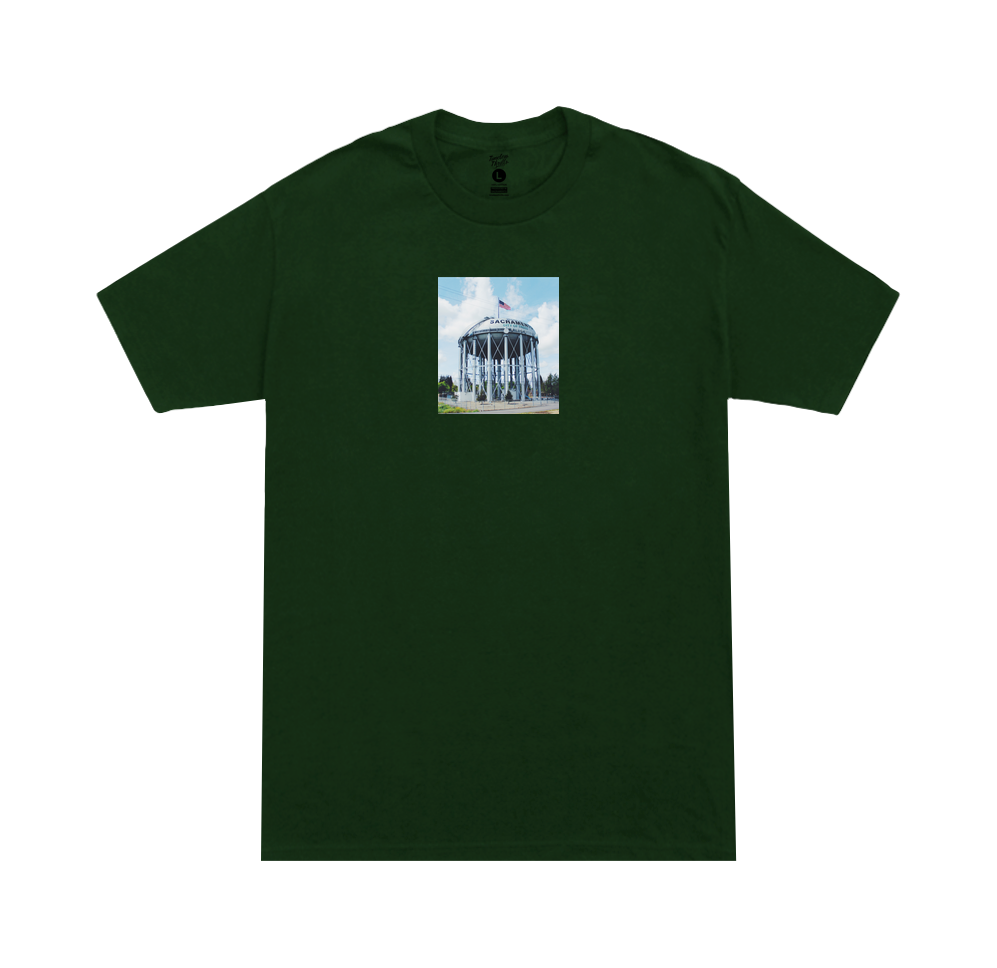 WATER TOWER 2.0 Tee forest