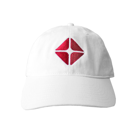 ARCO ARENA Cap white/red