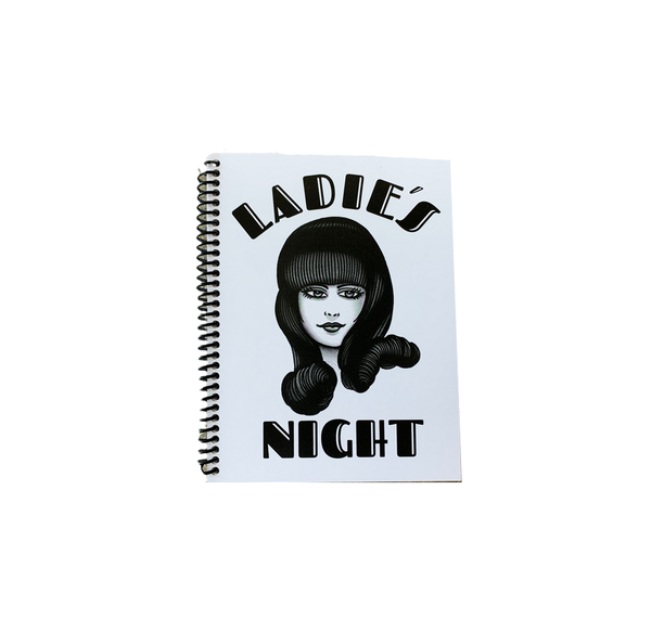 LADIE'S NIGHT Book