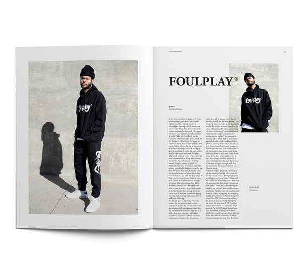 PAGES Magazine: Issue No. 4