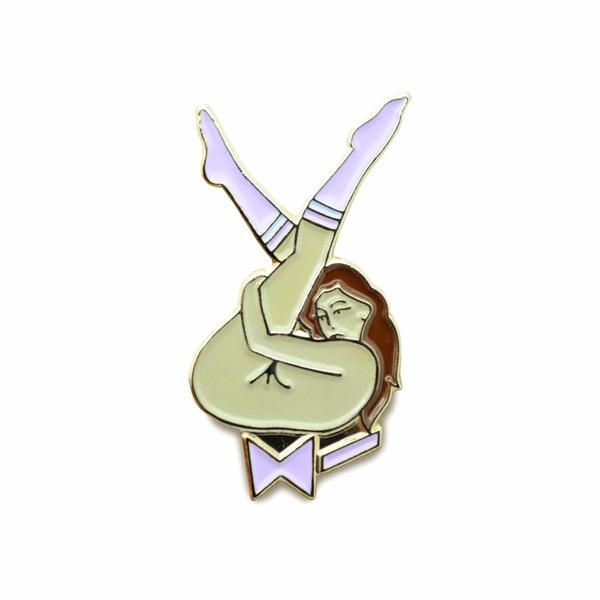 PLAYMATE 3.0 Pin