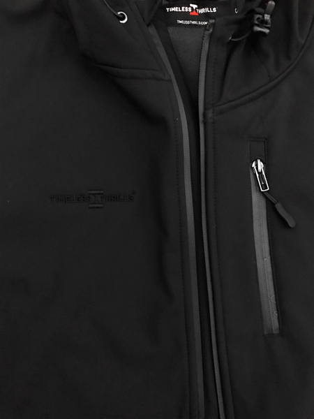 LOGO Soft Shell Jacket