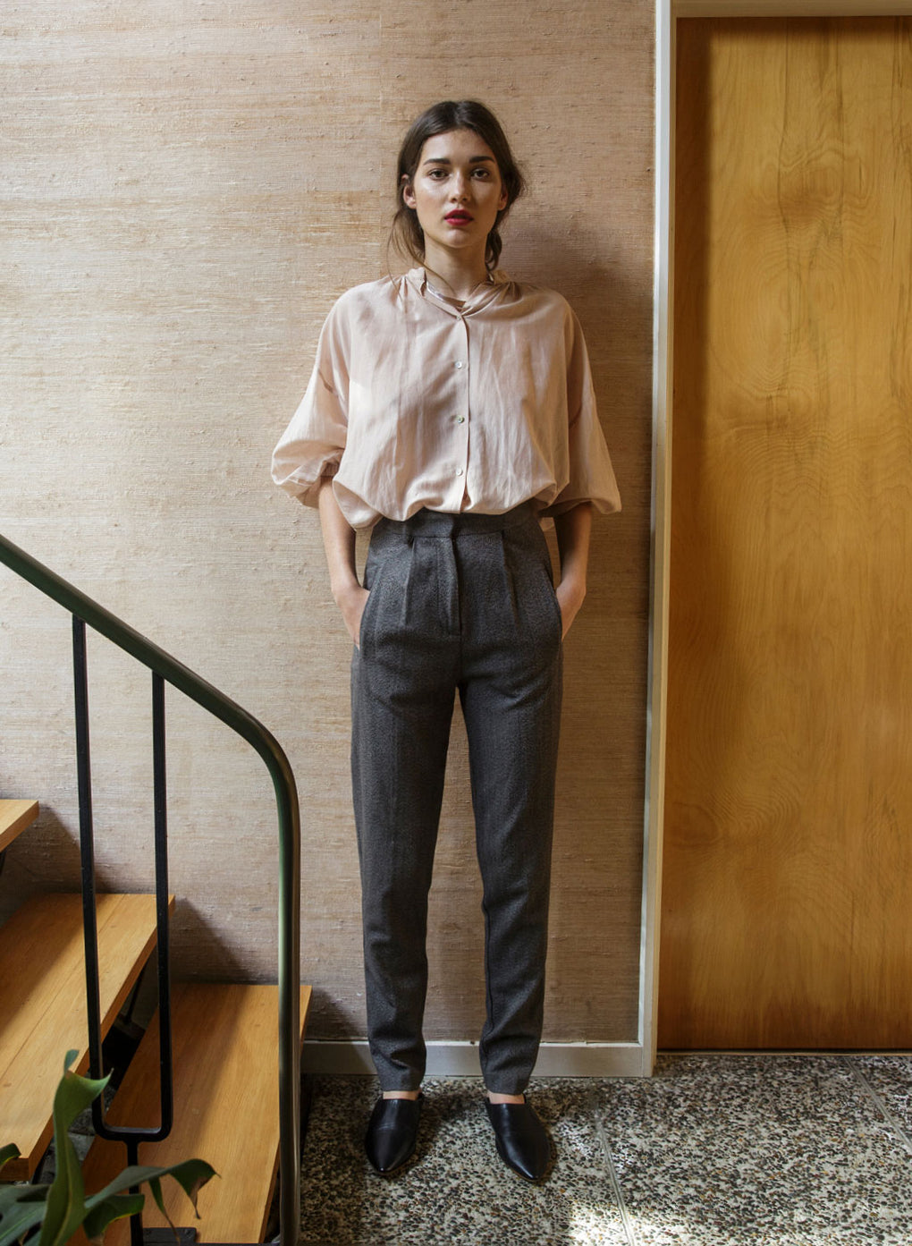 Everyday Blouse - Liberty Silk/Cotton
