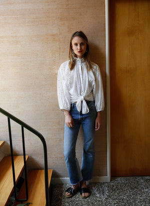 Everyday Ruffle Blouse