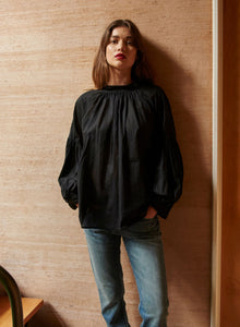 Long Preacher Blouse