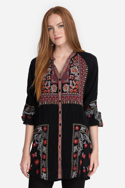 Johnny Was Tapestry Tunic