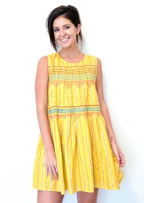 Uncle Frank Sunny Days Dress