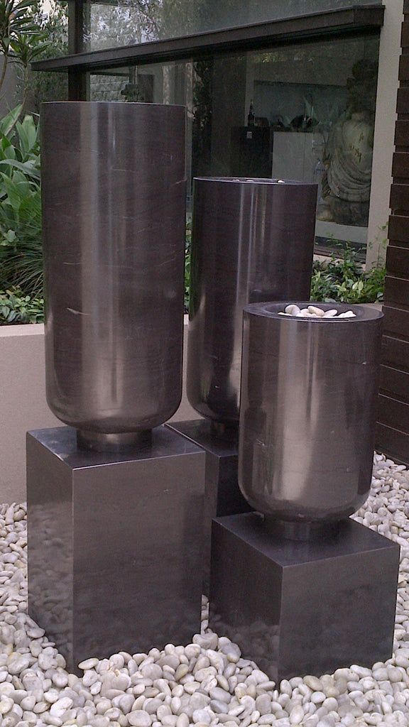 Cylindro Stretto - Ian Lyell Design Pots for Living Life