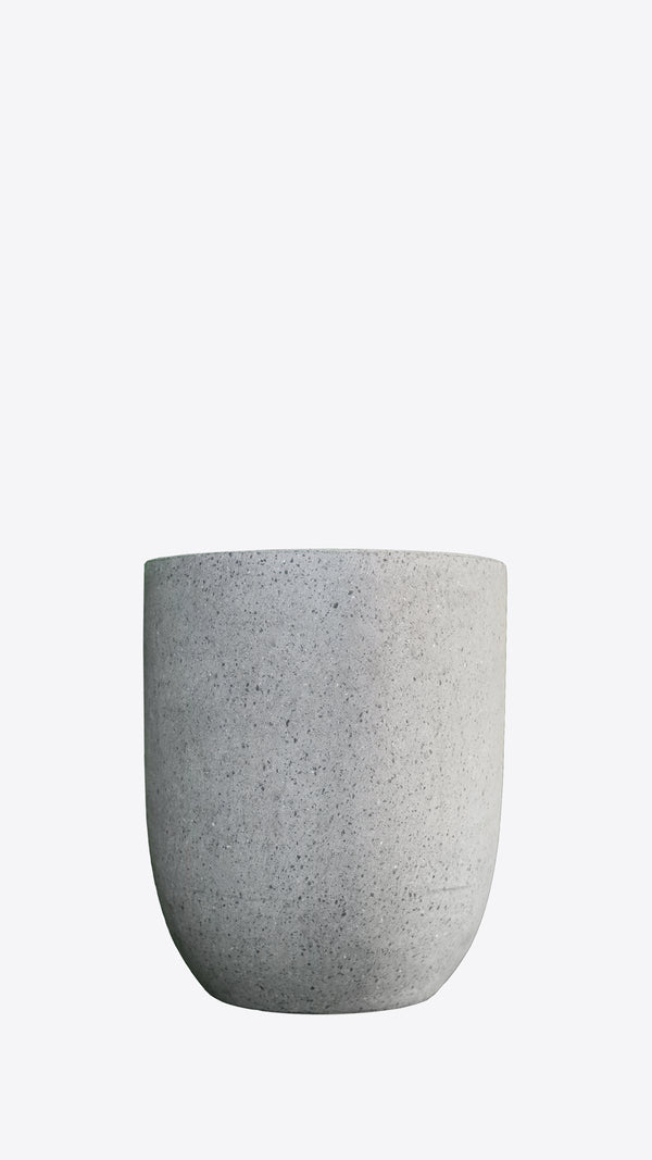 Cimstone 'U' Planter - Ian Lyell Design Pots for Living Life