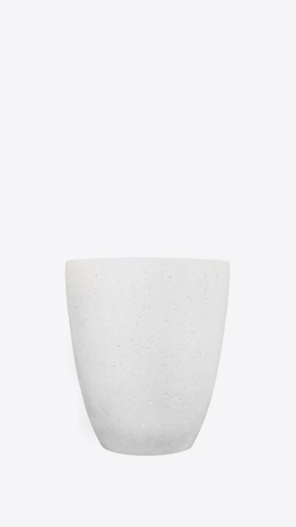 Cimstone Tapered Planter - Ian Lyell Design