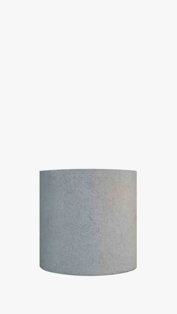 Cimstone Cylinder - Ian Lyell Design Pots for Living Life