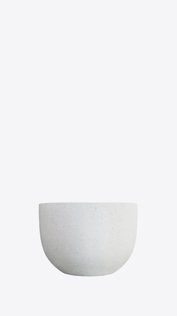 Cimstone Squat Pot - Ian Lyell Design Pots for Living Life