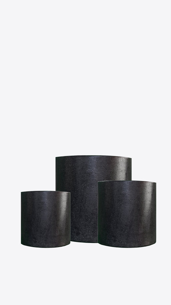 Cimstone Cylinder Set - Ian Lyell Design Pots for Living Life