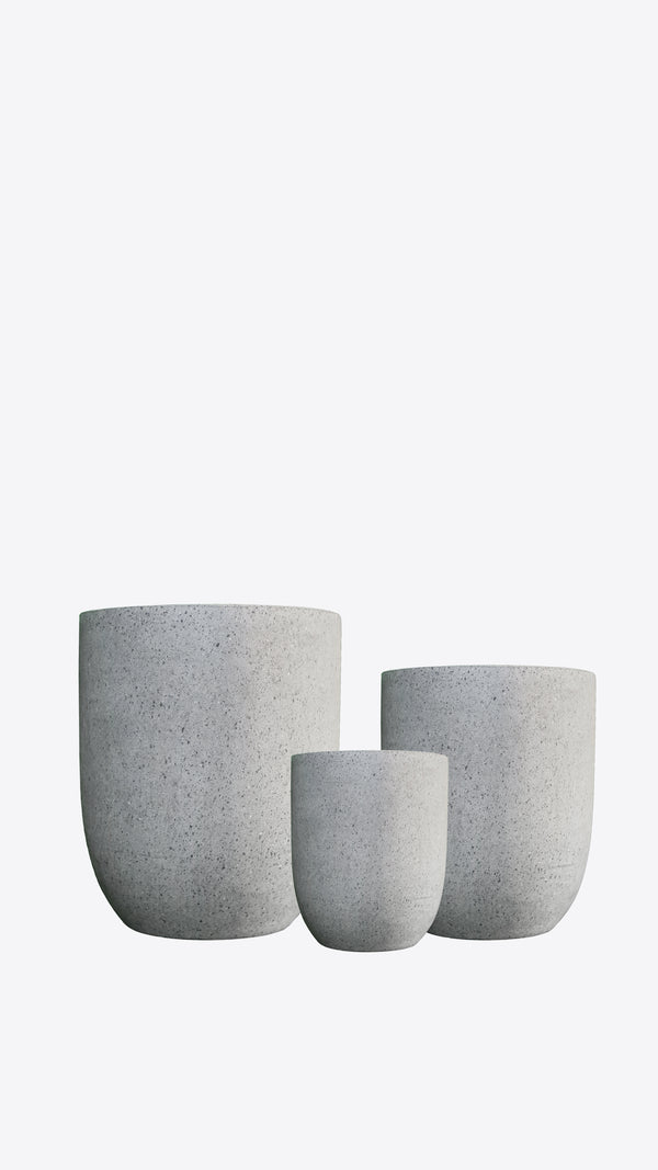 Cimstone U Planter Set - Ian Lyell Design Pots for Living Life