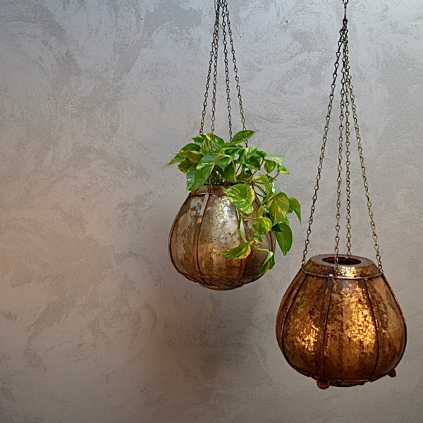 Boho Limited Edition Hanging Plant Hanger - Ian Lyell Design Pots for Living Life