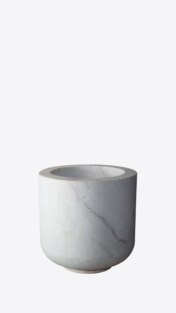 Cylindro Bassa - Ian Lyell Design Pots for Living Life