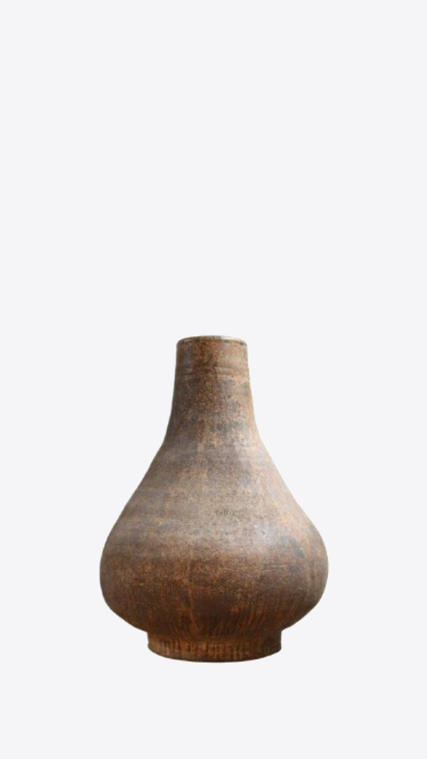 Thai Vessel A - Ian Lyell Design Pots for Living Life