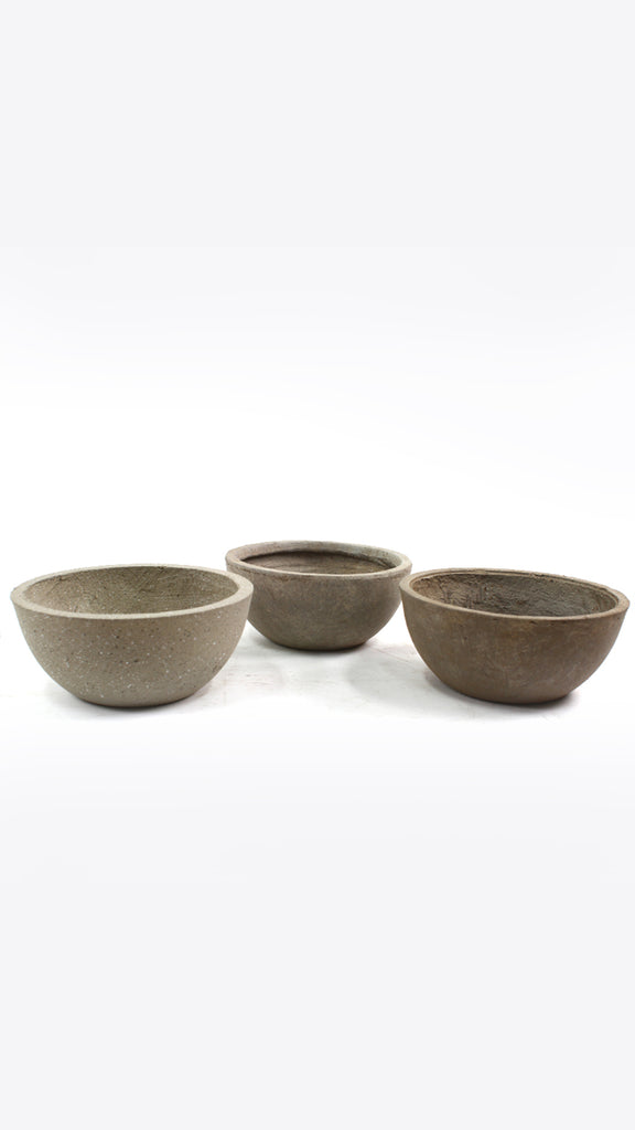 Lightweight Bowls - Ian Lyell Design Pots for Living Life