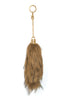 Faux Fox Tail Charm - 88-EightyEight