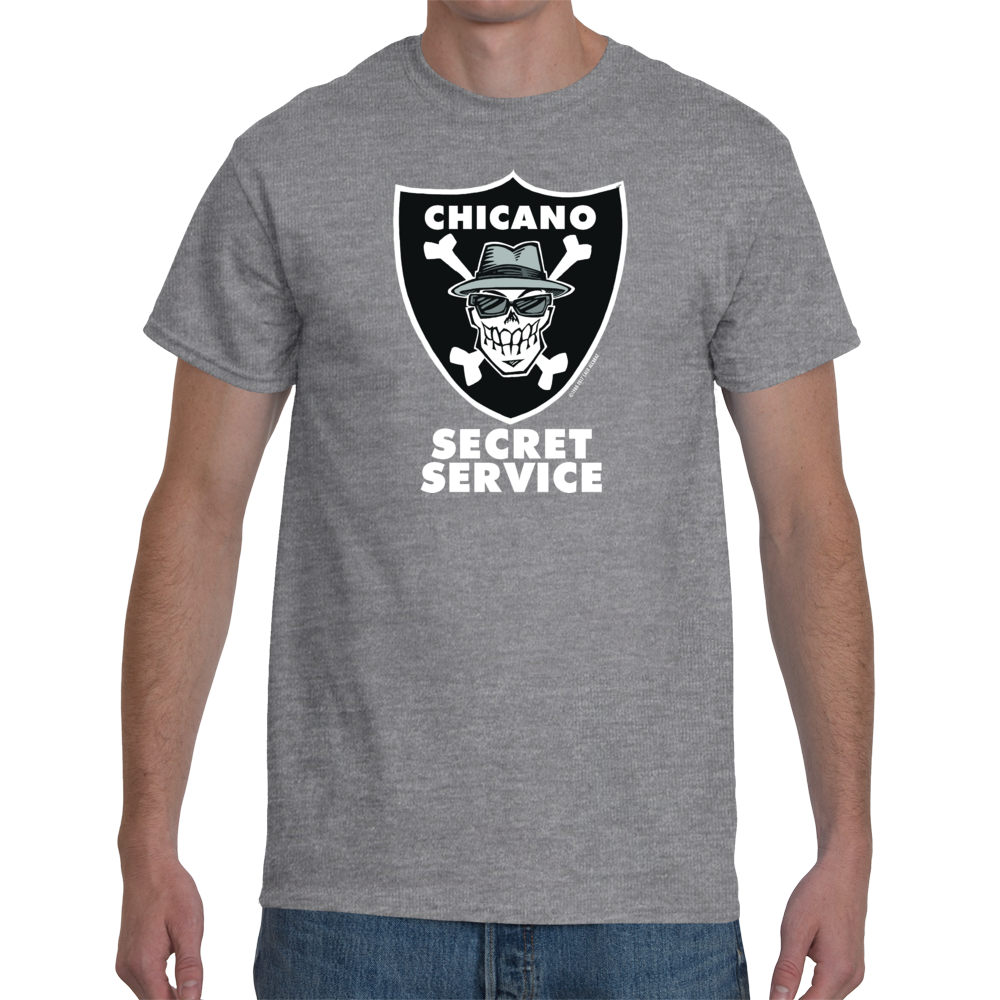 Chicano Secret Service Men's T-shirt
