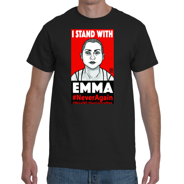 I Stand With EMMA Men's T-shirt