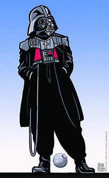 Darth Chuco print by Lalo Alcaraz