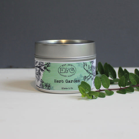 Elate & Co, Herb Garden scented candle