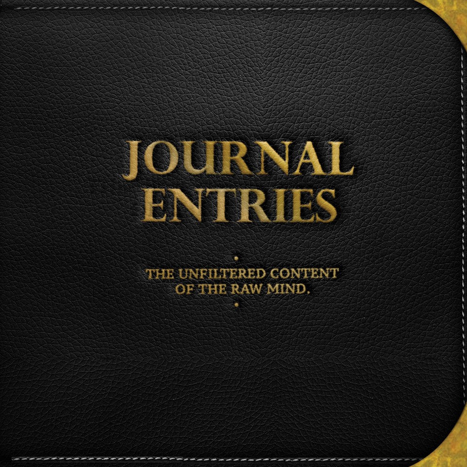 CD - Journal Entries EP