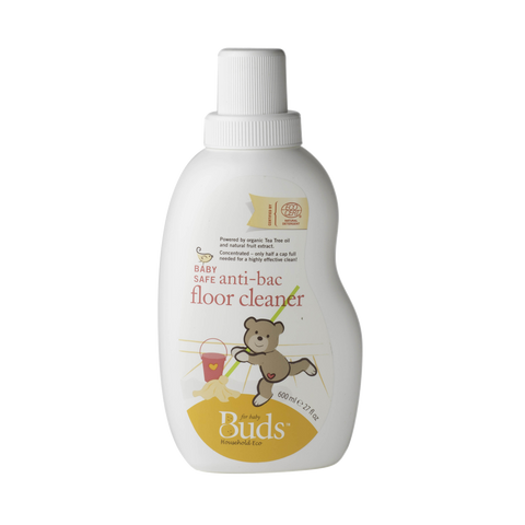 Buds - Baby Safe Anti-Bac Floor Cleaner (600ml)