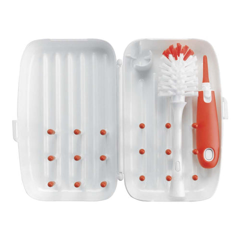 Oxo Tot - On-The-Go Drying Rack with Bottle Brush