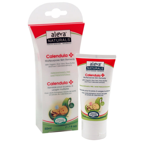 Aleva - Calendula + Multipurpose Skin Remedy 50 ML