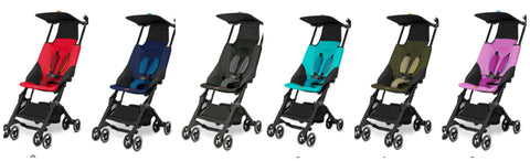GB - Pockit Stroller