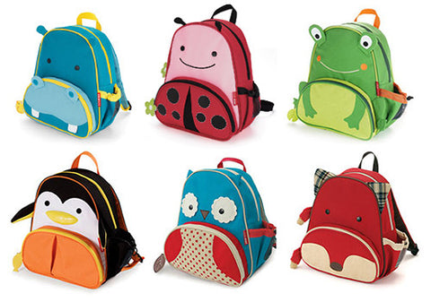 Skip Hop - Zoo Little Kid Backpack