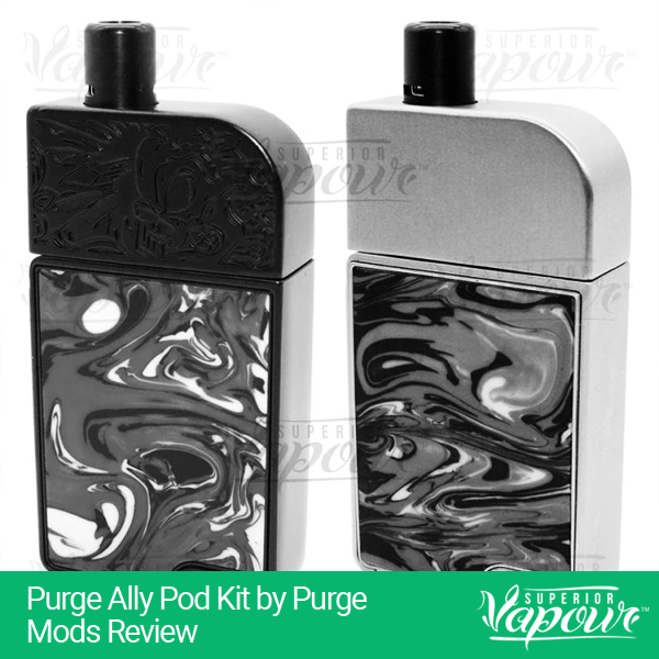 Purge Ally Pod Kit by Purge Mods Review