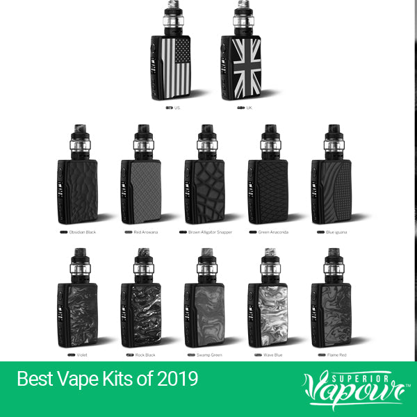 Best Vape Kits of 2019