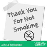 Giving up this Stoptober