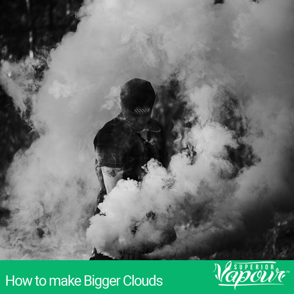 How to make Bigger Clouds